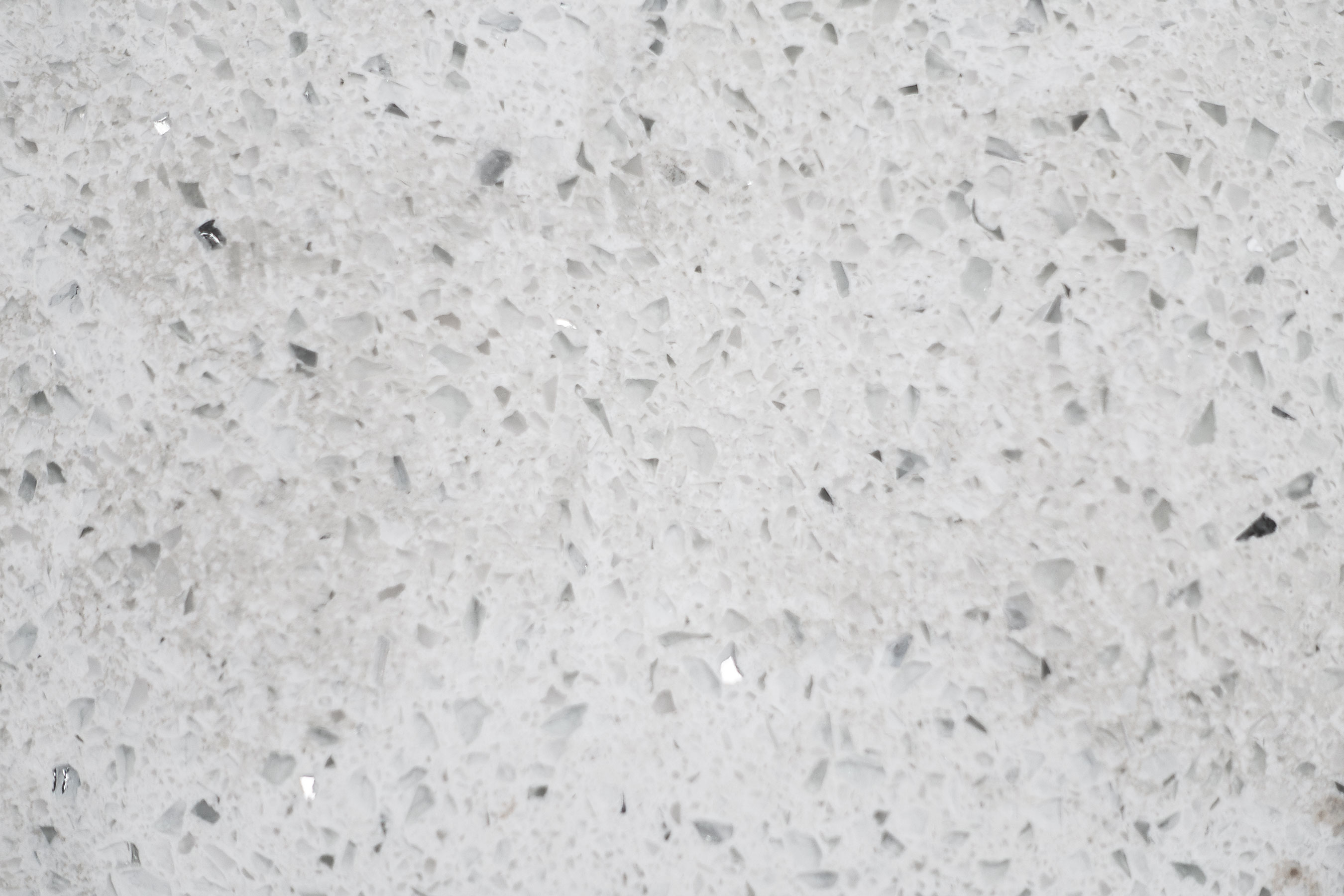 Sparkling White Granite Tops